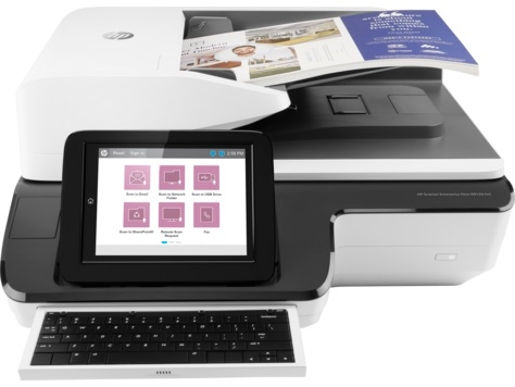 | Máy scan khổ A3 HP Scanjet Enterprise Flow N9120 fn2
