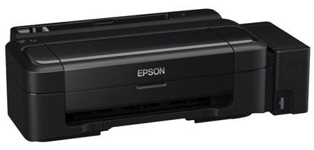 | Máy in Epson L-110, Lắp bộ dẫn mực hãng, bảo hành 12 tháng