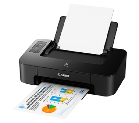 | Canon Pixma TS207 color inkjet printer