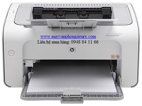 | Máy in Hp Laserjet P1102