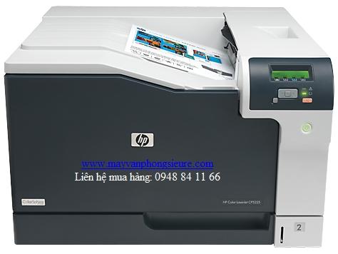 | Máy in laser màu A3 HP Laserjet Pro CP5225n