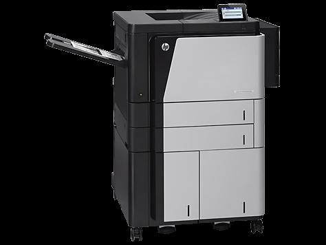 | Máy in HP LaserJet Enterprise M806X+