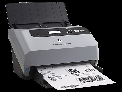 | Máy Scan HP 5000 s2 (L2738A) - Tự động đảo mặt Khổ A4