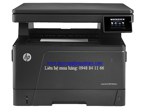 | Máy in HP lasrjet Pro MFP M435nw