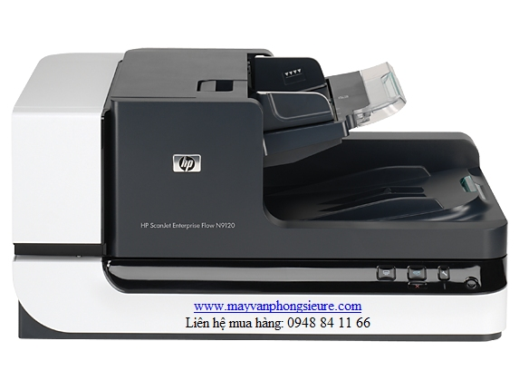 | Máy quét HP Scanjet Enterprise Flow N9120
