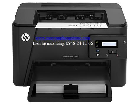 | Máy in HP Laserjet Pro M201DW (In đảo mặt, không dây)