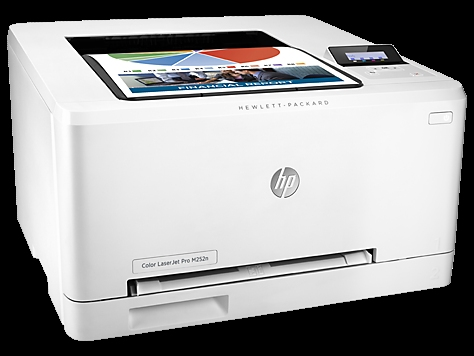 | Máy in HP Color LaserJet Pro M252n (B4A21A)