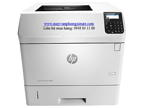 | Máy in HP LaserJet Enterprise M605dn