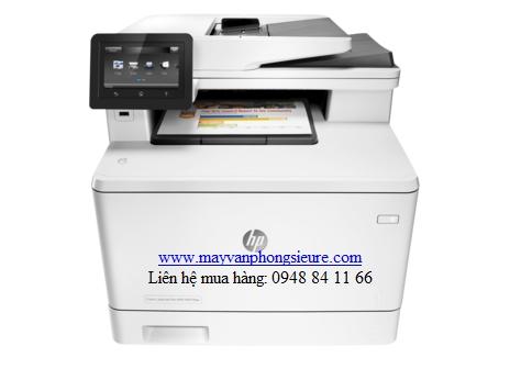 | Máy in đa chức năng laser màu HP 477fdw | Bán máy in laser màu HP 477fdw