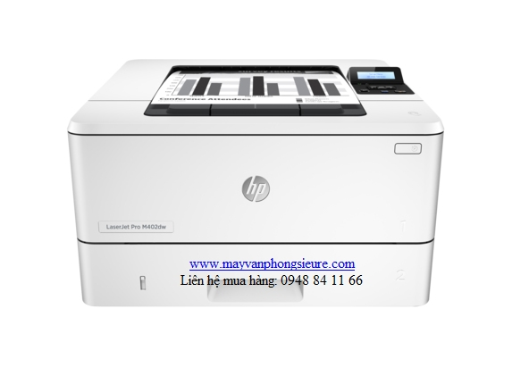 | Máy in HP LaserJet Pro M402dw