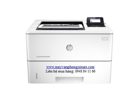 | Máy in HP LaserJet Enterprise M506DN