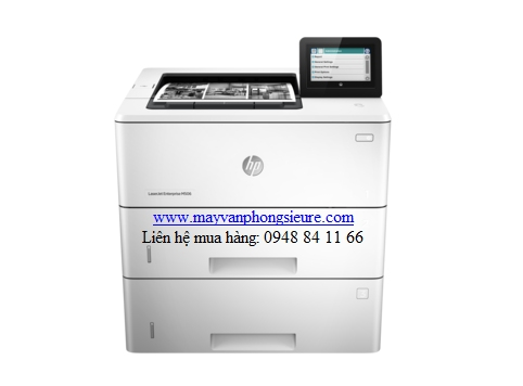 | Máy in HP LaserJet Enterprise M506x