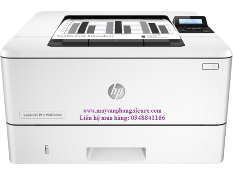 | Máy in HP LaserJet Pro M402dne