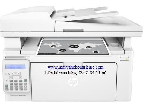 | Máy in HP LaserJet Pro MFP M130fn