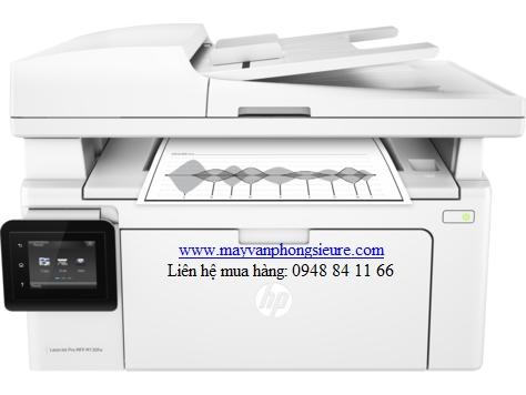 | Máy in HP LaserJet Pro MFP M130fw