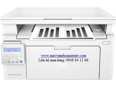 | Máy in HP LaserJet Pro MFP M130nw