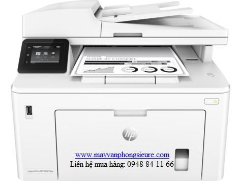 | Máy in HP LaserJet Pro MFP M227fdw
