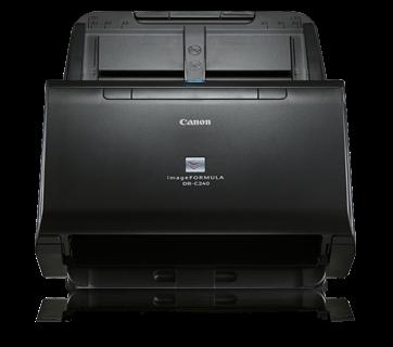 | Máy Scan 2 mặt tốc độ cao khổ A4 Canon DR-C240