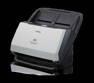 | Máy scan 2 mặt siêu tốc khổ A4: Canon DR-M160 II