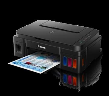  Máy in Canon Pixma G3000 đa năng, in, photo coppy, scan, Wifi