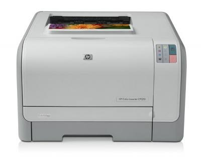 | HP Color Laser Jet CP1215