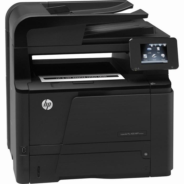 | Máy in đa chức năng HP LaserJet Pro 400 MFP M425dw