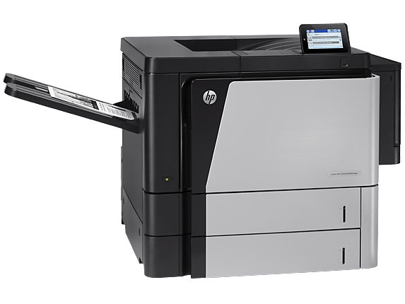 | Máy in HP LaserJet Enterprise M806dn