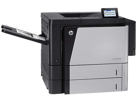 | Máy in HP LaserJet Enterprise M806dn
