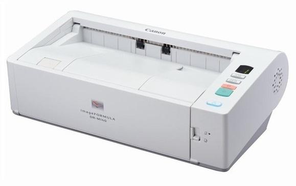 | Máy scan 2 mặt siêu tốc khổ A4: Canon DR-M140