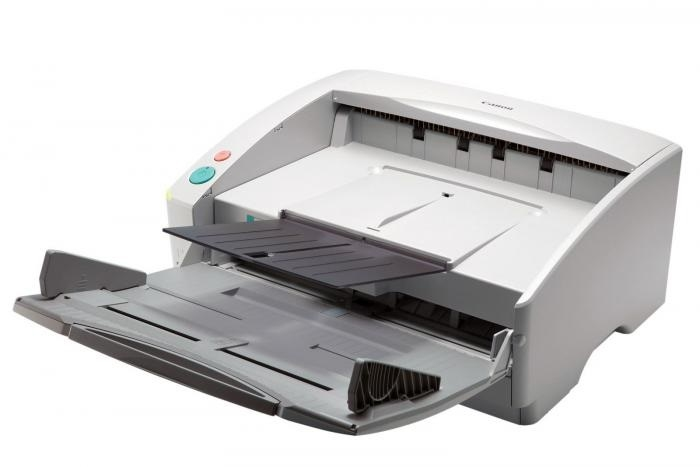 | Máy scan 2 mặt tốc độ cao khổ A3: Canon DR-6030C