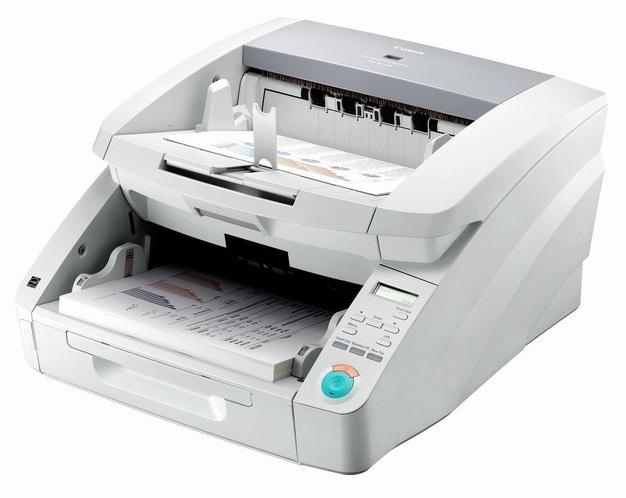 | Máy scan 2 mặt siêu tốc khổ A3: Canon DR-G1130