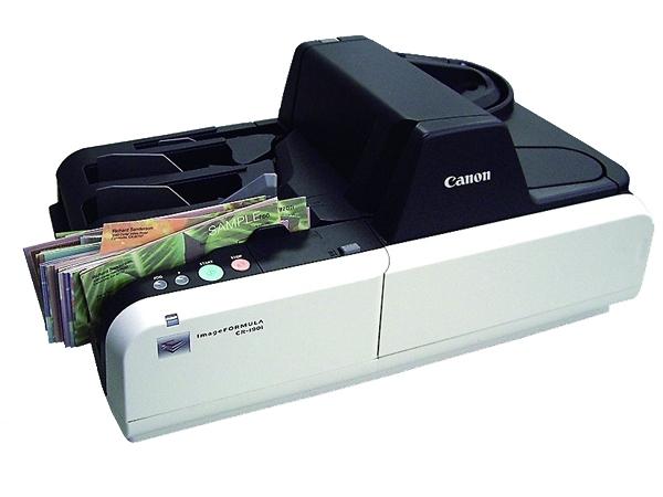 | Máy scan séc (cheque) Canon CR-190i