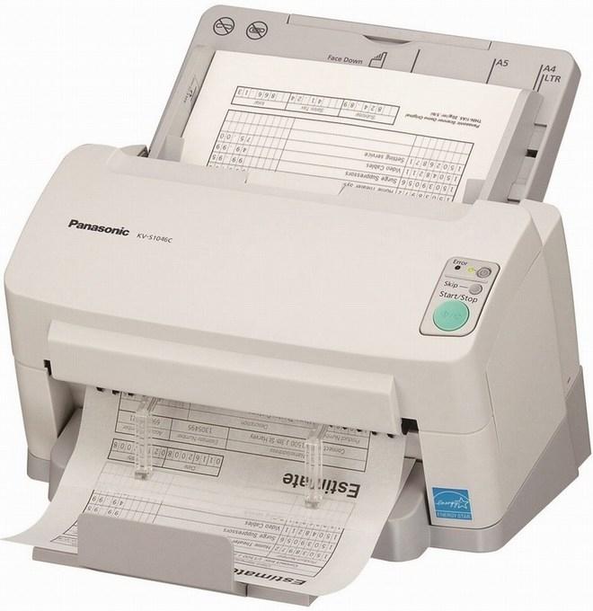 | Máy scan Panasonic KV-S1046C