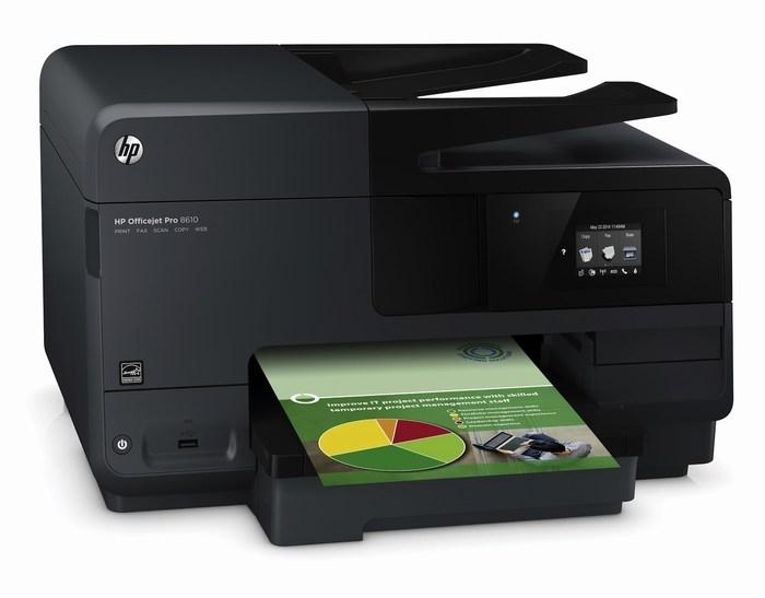 | Máy in HP Office Pro 8610