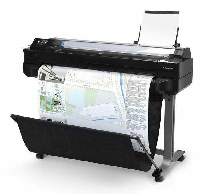 | Máy in khổ lớn HP DesignJet T520 36-in ePrinter