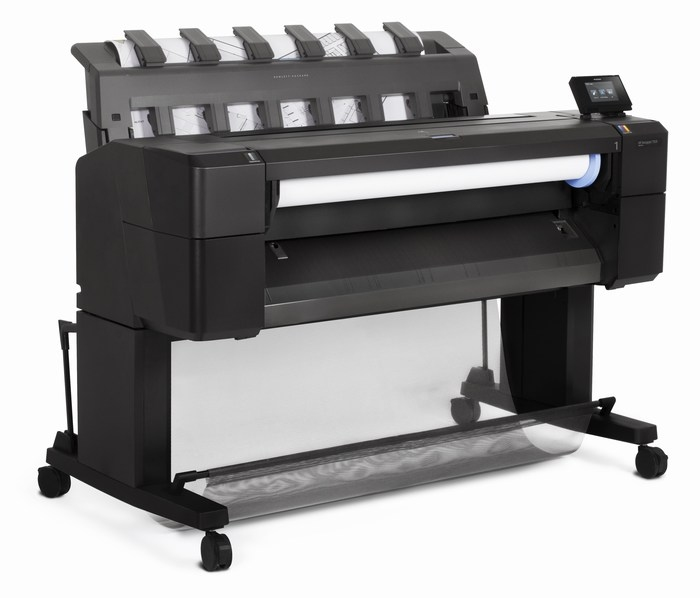 | Máy in khổ lớn HP DesignJet T920 36-in PostScript ePrinter