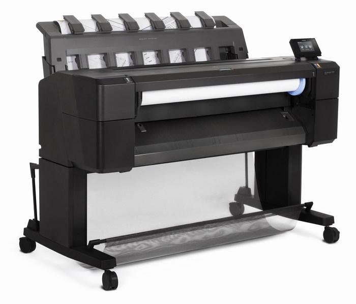 | Máy in khổ lớn HP DesignJet T920 36-in ePrinter