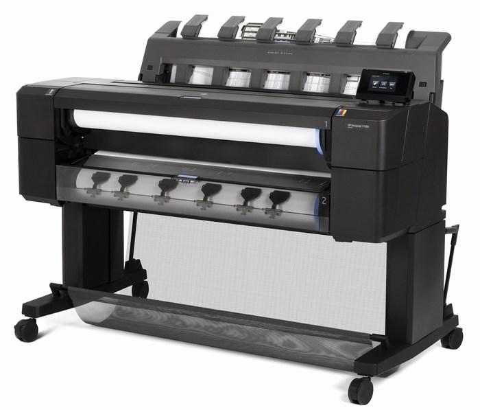 | Máy in khổ lớn HP DesignJet T1500 36-in ePrinter