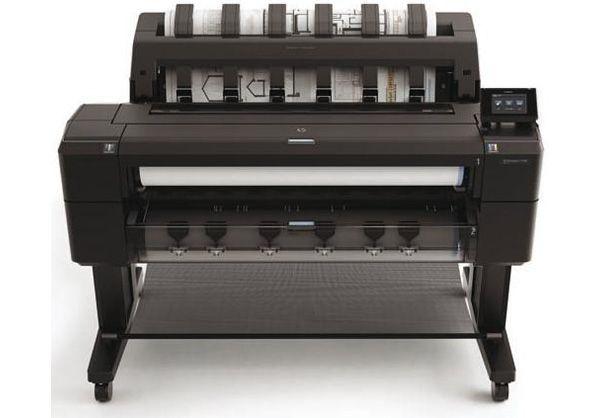 | Máy in khổ lớn HP DesignJet T1500 36-in PostScript ePrinter