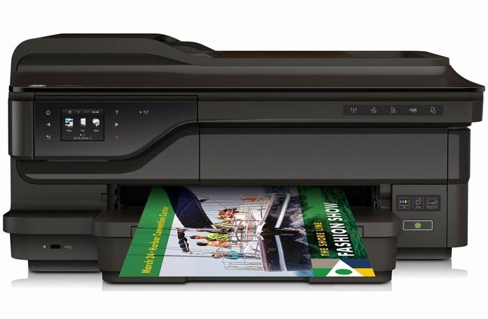 | Máy in HP Officejet 7612 Wide Format e-All-in-One