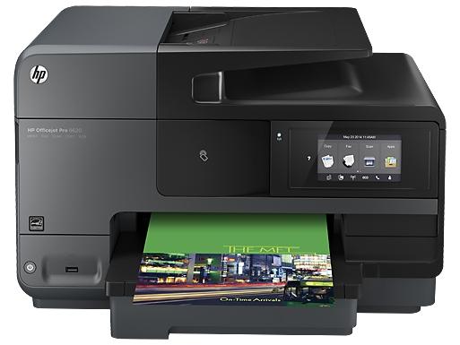 | Máy in phun màu Wifi đa chức năng HP Officejet Pro 8620 e-AiO