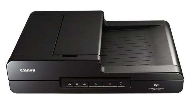 | Máy scan 2 mặt tốc độ cao khổ A4: Canon DR- F120