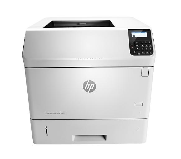 | Máy in HP LaserJet Enterprise M604n