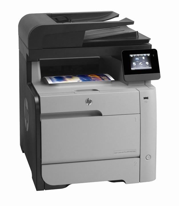 | Máy in Laser màu đa chức năng HP Color Laser Jet Pro MFP M476NW
