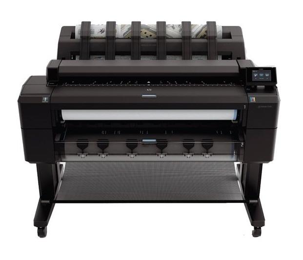 | Máy in màu khổ lớn đa chức năng HP DesignJet T2500 36 in