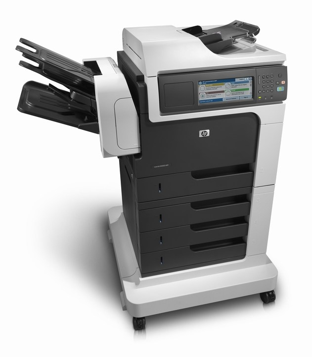 | Máy in đa chức năng HP LaserJet Enterprise M4555F MFP