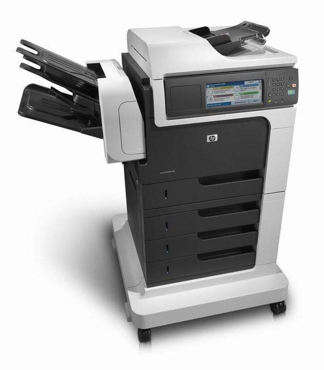 | Máy in đa chức năng HP LaserJet Enterprise M4555FSKM MFP