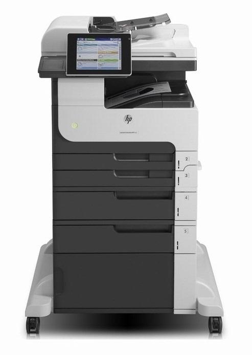 | Máy in đa chức năng khổ A3 HP LaserJet Enterprise MFP M725DN