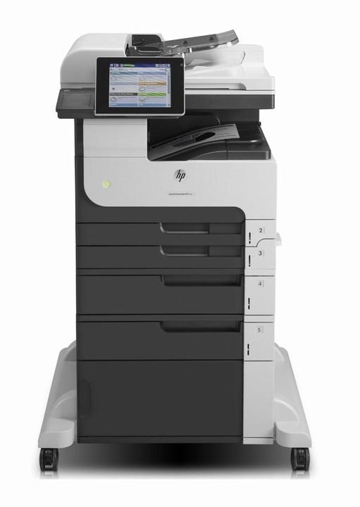 | Máy in đa chức năng khổ A3 HP LaserJet Enterprise MFP M725Z+