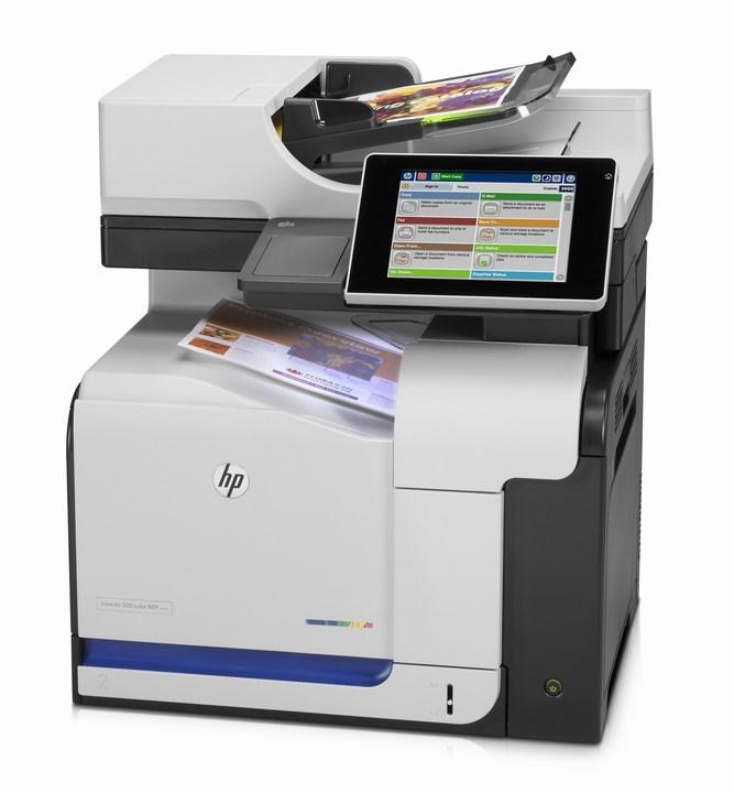 | Máy in Laser màu đa chức năng HP LaserJet Enterprise 500 color MFP M575F